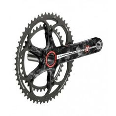 ATHENA™ Power-Torque™ Carbon crankset - Campagnolo - The official Campagnolo web site - Bicycle Parts and Components Cycling Road Bike Accessories, Mountain Bike Accessories, Mountain Bike Shoes, Mountain Bicycle, Cycling Equipment, Cycling Bikes, Cool Bicycles, Cool Bikes