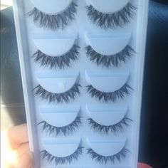 ✨NWT✨Super Wispy Lashes! 5 pack, brand new! Very similar to House of Lashes Iconic. Makeup Brushes & Tools