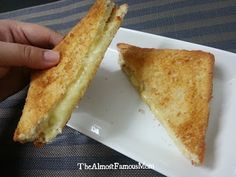 The          Almost Famous           Mom: AirGrilled Cheese Sandwich