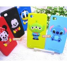 Disney iPhone Case, these are so cute