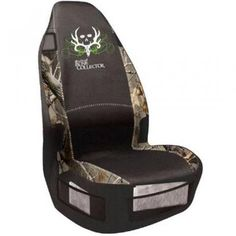 Bone Collector Universal-Fit Seat Cover for Bucket Seats