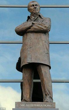 The Boss.... Sir Alex Ferguson....!!