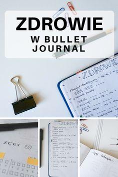 Jak dbać o zdrowie z bullet journal - badania profilaktyczne w bujo / Health with Bullet Journal
