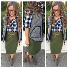 Cute Fall Outfits With fall at our door steps, the same question is on everyone's mind, what look am I going for this … Modest Dresses, Modest Outfits, Skirt Outfits, Modest Fashion, Casual Outfits, Apostolic Fashion, Modest Clothing, Dress Skirt, Cute Fall Outfits