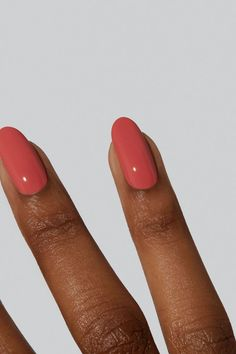 Your grandma's favourite colour is officially cool again. Inspired by the signature building colour of the famous retiree community. A creamy, white-based, bright clay pink. Uv Gel Nail Polish, Uv Gel Nails, Working Woman, Favorite Color, Eyeliner, Creamy White, Clay, Community, Bright