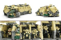 Another great build from legorobo:waka ! I'm really fan of this Mechas / Frames… Lego Spaceship, Lego Robot, Legos, Zoids, Micro Lego, Lego Army, Lego Boards, Lego Ship, Lego Mechs
