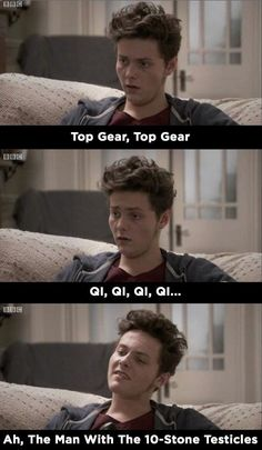 Typical British flicking through channels with Tyger Drew-Honey. Tyger Drew Honey, Typical British, Growing Up British, Gavin And Stacey, Little Britain, When Youre Feeling Down, British Humor, Comedy Tv, Family Humor