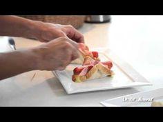 Hot dog com pão de forma - YouTube