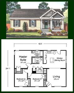"""""""Check out our House of the Month for June - the """"Jillian."""" This value built home is perfect for first time homebuyers. Sims House Plans, Small House Floor Plans, New House Plans, Dream House Plans, Building Plans, Building A House, Br House, Sims 4 Houses, House Blueprints"""
