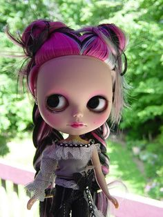 Estella by workmana10, via Flickr   such great hairs!