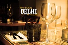 Fine Dining Delhi  Don't forget booking a table at these restaurants in Delhi for an exquisite and an elegant meal. There is lot of diversity in these meals and this capital city does justice to its nuanced cuisine. Whether one wants to try some old butter chicken  or wants to experiment with something unorthodox, upmarket and international , the fine dining restaurants here have it covered. Given below are some of the best ones: