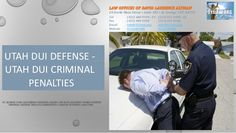 st-george-utah-lawyer-attorney-personal-injury-car-auto-accident-family-divorce-criminal-defense-dui-bankruptcy-utah-dui-criminal-penalties by Law Offices of David Laurence Altman via Slideshare