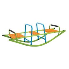 Teeter Totter Sea Saw Rocker Playground Equipment Seesaw Outdoor Play Sets New Outdoor Toys, Outdoor Fun, Outdoor Games, Kids Seesaw, Toddler Swing Set, Zeina, Pure Fun, Plastic Injection Molding, Sports Toys