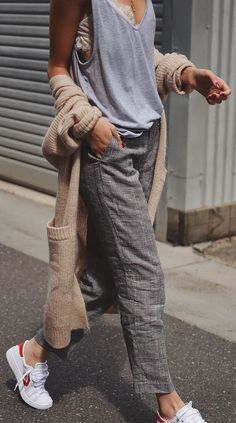 chic sporty style