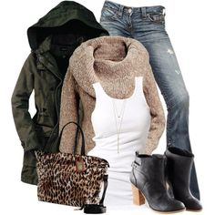 """Style this Sweater"" by wishlist123 on Polyvore"