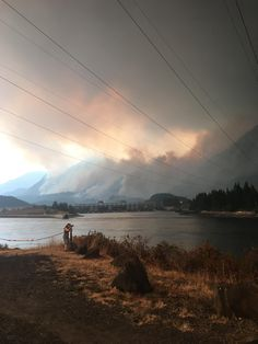My favorite hiking trail Eagle Creek near Cascade Locks OR is on fire. Im saddened by human stupidity. #hiking #camping #outdoors #nature #travel #backpacking #adventure #marmot #outdoor #mountains #photography