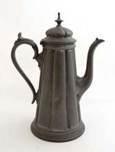 SHEFFIELD PLATE COFFEE URN : Lot 41