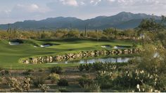 Luxury and landscape perfectly matched at The Golf Club at Dove Mountain. #Golf #RoccoRealtyGroup #OV