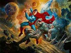 Superman vs. Darkseid The Never Ending battle