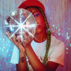 Film Photography, Fashion Photography, Photography Ideas, The Wombats, Doja Cat, Red Aesthetic, Oui Oui, Disco Ball, All That Glitters