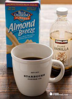 Skinny Vanilla Iced Coffee recipe