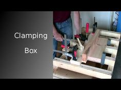 ⚙ A Clamping Box - Another Kind of Workbench [HD]