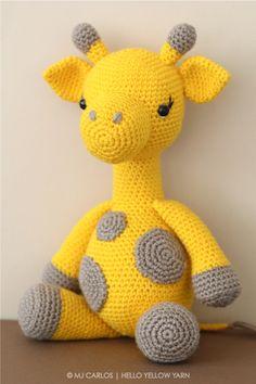 Mesmerizing Crochet an Amigurumi Rabbit Ideas. Lovely Crochet an Amigurumi Rabbit Ideas. Crochet Amigurumi Free Patterns, Crochet Animal Patterns, Stuffed Animal Patterns, Crochet Animals, Crochet Dolls, Crochet Stuffed Animals, Crochet Giraffe Pattern, Cute Crochet, Crochet Baby