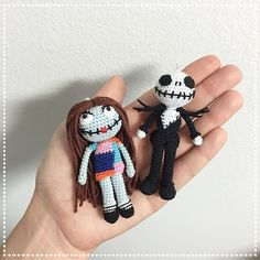 Nightmare Before Christmas keychains