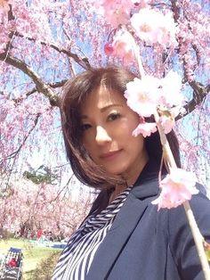 弘前公園にて 中田有紀オフィシャルブログ 『AKI-BEYA』Powered by Ameba