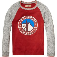 Shop the latest boy's clothing and apparel from the official Scotch Shrunk webstore. Scotch Shrunk, Scotch Soda, Kids Sportswear, Daddys Little, Kids Fashion Boy, Kids Boys, Boy Outfits, Pullover, Sweatshirts
