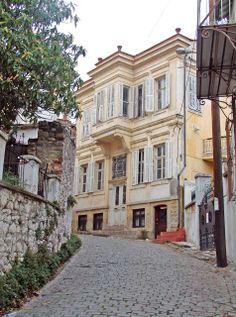 Παλιά Ξάνθη: Αρχιτεκτονική Χanthi - Greece