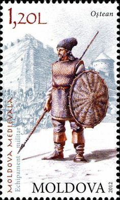 Echipament militar (The Ancient Weapon) . Medieval Clothing, Dark Ages, Stamp Collecting, Middle Ages, Postage Stamps, Folk, Military, Sport, Christopher Hughes