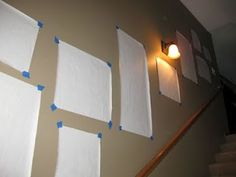 How to lay out your picture frame collage