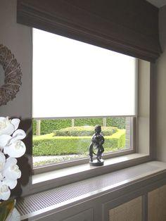 Rolgdorijn, verduistering, binnenzonwering, gordijn, licht doorlatend, raamdecoratie, zonwering, binnendecoratie