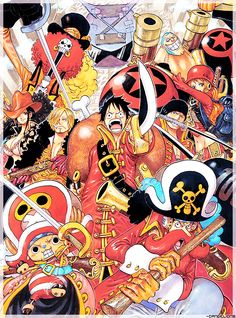 One Piece - Z