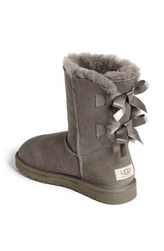 amberxdyo's save of UGG® Australia 'Bailey Bow' Boot (Women) (Exclusive Color) | Nordstrom on Wanelo