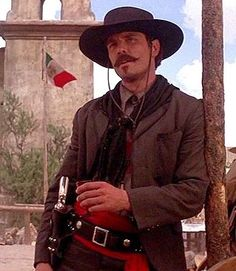 Michael Biehn as Johnny Ringo-Tombstone
