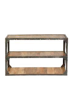 Baker's Console Table by CDI Furniture at Gilt