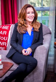 Mary McDonnell bei der Home & Family Show