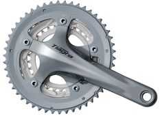 Shimano Tiagra 4603 10 Spd Triple Groupset at Ribble Cycles