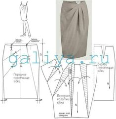 com dicas e tutorias de:Lista com dicas e tutorias de: Basic Sewing Dress Patterns Japanese Sewing Pattern Book Sewing Dress, Skirt Patterns Sewing, Blouse Patterns, Sewing Clothes, Clothing Patterns, Sewing Coat, Pattern Sewing, Coat Patterns, Fashion Sewing