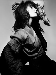 Florence Welch - SHOWstudio - The Home of Fashion Film