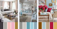 Living room color scheme ideas can help you to create a living room that's worthy of showing up in a home décor magazine. Find the best designs!