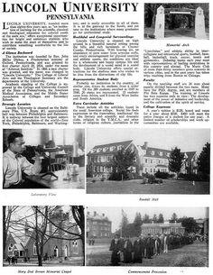 Lincoln University of Pennsylvania - Crisis Magazine, Augu… | Flickr