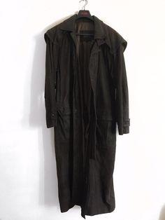Australienne cuir véritable oakwood oakwood ! Taille XL  à seulement 140.00 €. Par ici : http://www.vinted.fr/mode-hommes/vestes-en-cuir/31180964-australienne-cuir-veritable-oakwood.