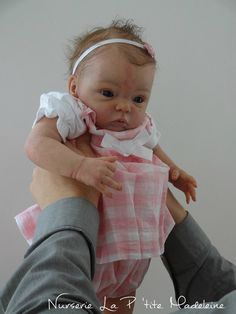adèle2 Best Baby Doll, Real Baby Dolls, Realistic Baby Dolls, Real Doll, Reborn Toddler, Reborn Babies, Ooak Dolls, Reborn Dolls, Baby Dolls For Toddlers