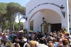 pregón en la Romería de San Isidro de Cartaya - mayo 2013
