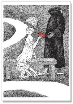 Mysterious Messages by Edward Gorey