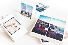 Printstagram--you upload your Instagram pix and get physical prints. Available in various formats. Love it!!