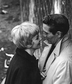 Paul Newman and Joanne Woodward, c1960